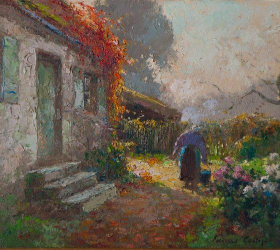 Jardin en automne - PRO