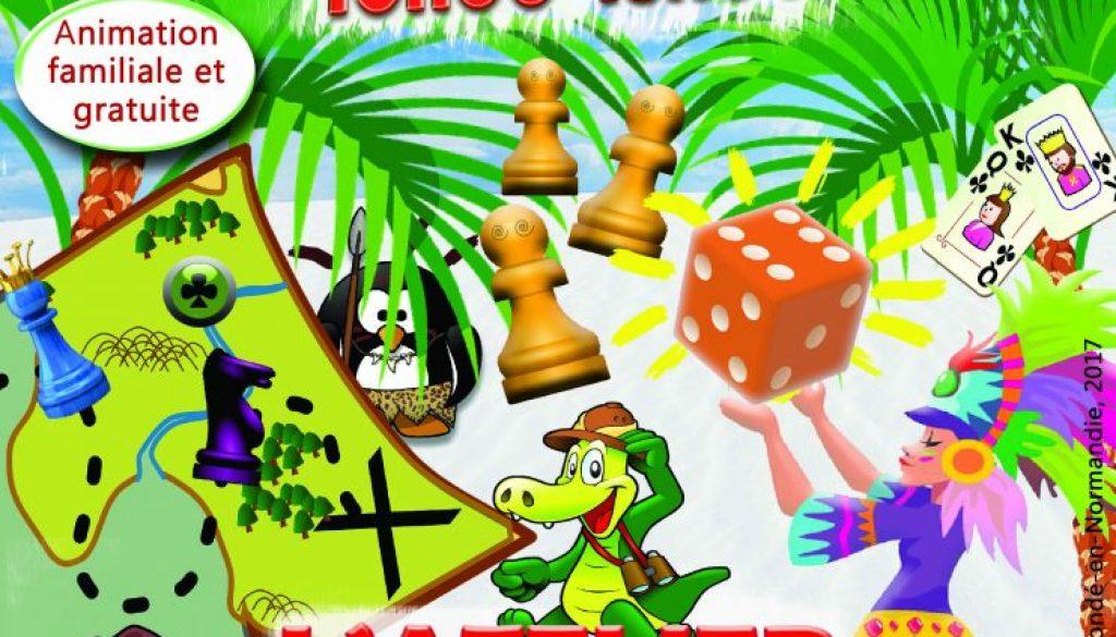 affiche journée du jeu bd