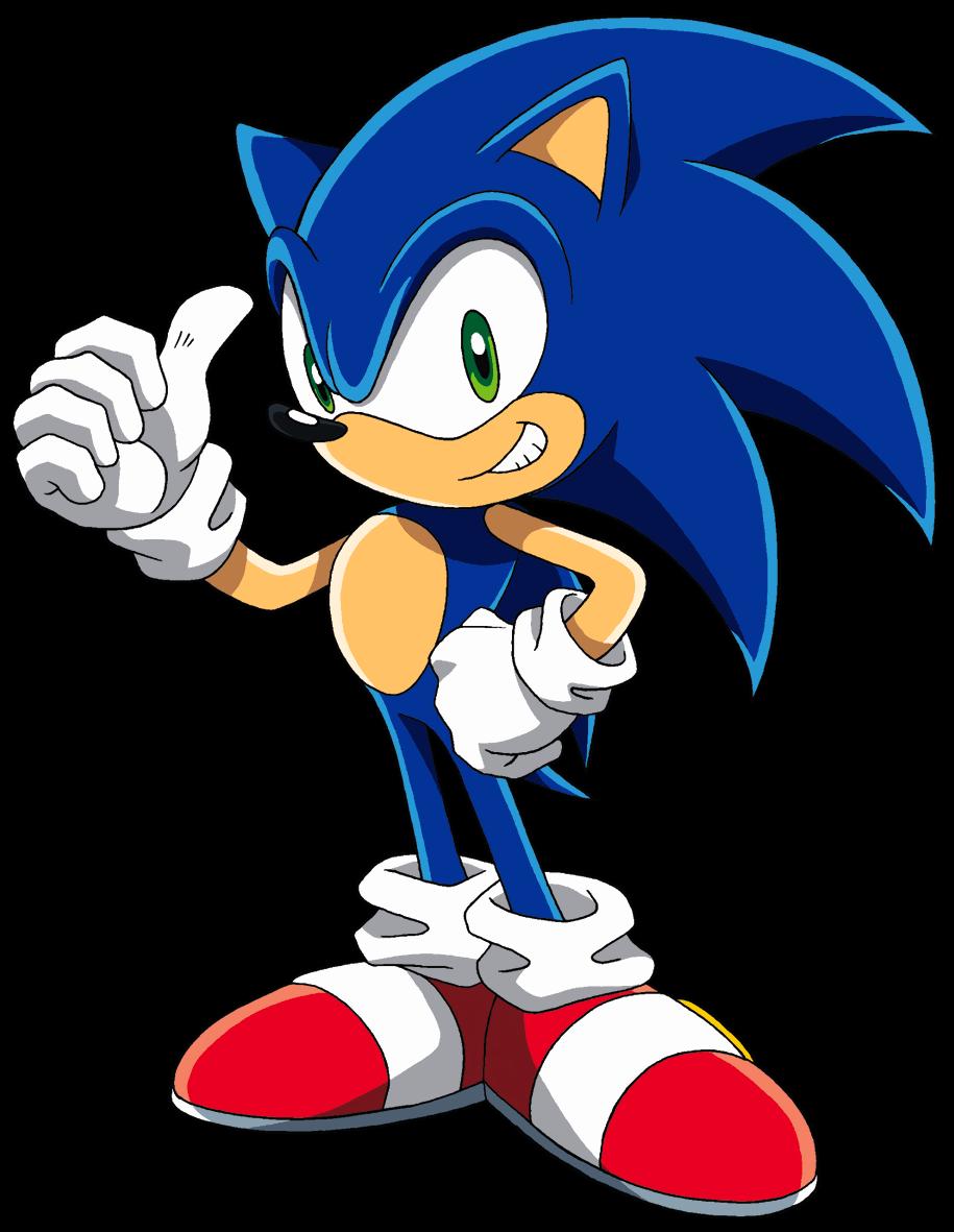 LA FIN DE TOUT [ mais en vrai pas le topic à la con ] - Page 3 Sonic