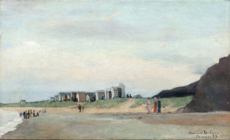 La plage à Carolles - PRO