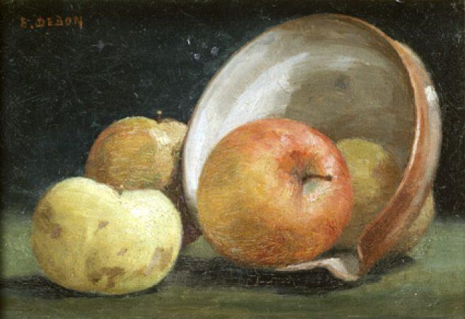 2 Les pommes Debon