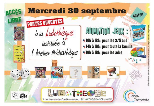 flyer Ludothèque pour newsletter
