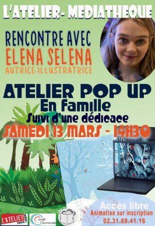 RENCONTRE ELENA SELENA samedi 13
